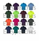 PEACHES PICK Mens XS-4XL Silk Touch Dri Cool Tagless Golf Polo Sport Fit Shirt