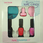 TANTRUM nail candy 9pc nail stamper kit gift for kids choose 1, 2, or 6 kits