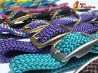 Dog Collar. Doublebraid Material, Easily Adjustable for perfect fit | Mendota