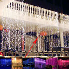 New 1000 LED Curtain Fairy Lights Lamp Christmas Xmas String Wedding party 10x3M