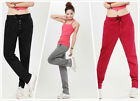 New Women LADY Casual Pencil Sweat pants Straight Sports Harem Hip-Hop Pants