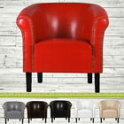 """Sessel Clubsessel Loungesessel  Cocktailsessel """"MONACO"""" 6 Farben Bar Disco"""
