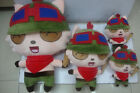 Charm LOL Teemo Plush Toy League Of Legends Doll Game Player Gift Collection Toy