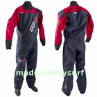 GUL GAMMA DRYSUIT FRONT ZIP ADULT JUNIOR sailing kayak canoe dry suit boat