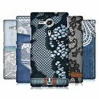 HEAD CASE DESIGNS JEANS AND LACE CASE COVER FOR SONY XPERIA SP C5303