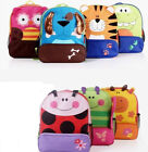 New Cartoon Kids Boy Girls Backpack Zoo Animal Book School Bags    Shoulder Bags