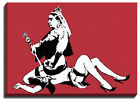 Canvas Print Banksy Wall Art - 14