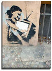 Canvas Print Banksy Wall Art - 21