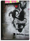Canvas Print Banksy Wall Art - 25