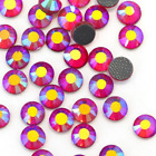 1440pcs Hot-Fix Iron-On Flat-Back Beads Rhinestones Multi Color &amp; Size Selection <br/> One Handling Day, 16 Colors Selection, Local US Seller