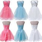 Homecoming Prom dress Sweetheart princess Cocktail Party dress Bridesmaids Gowns