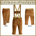 Authentic German Bavarian Oktoberfest Trachten Lederhosen Bundhosen Kniebund