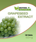 Grapeseed Extract 50mg Tablets