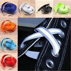 Unisex Flat Reflective Athletic Sneaker Casual Shoelace Shoe Laces Top Wholesale