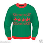 Ugly Christmas Sweater X-Rated Reindeer Ugly Christmas Sweater Party? 69538