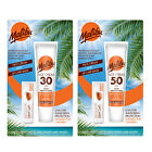 MALIBU FACE SUN CREAM AND LIP BALM 40ML BLISTER PACK - SPF 30 & SPF 50