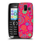 HEAD CASE DESIGNS PSYCHEDELIC PAISLEY PROTECTIVE BACK CASE COVER FOR NOKIA 112