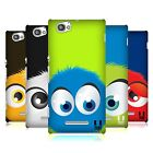 HEAD CASE DESIGNS FUZZBALL SNAP-ON BACK CASE COVER FOR SONY XPERIA M C1905 C1904
