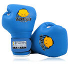 New PU Kids Children Cartoon Sparring dajn Boxing Gloves Training  4oz Age 5-10