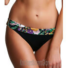 Freya Swimwear Adelphi Fold Bikini Brief/Bottoms Black 3456 NEW Select Size