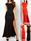 Xmas Sexy lady Women Lace Full length Sexy Women Clubwear Party Cocktail Dress