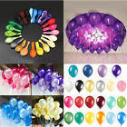 100pcs balloon lot helium balloons Party Wedding Colorful Latex Balloons