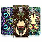 HEAD CASE DESIGNS AZTEC ANIMAL FACES CASE COVER FOR SAMSUNG GALAXY NOTE 3