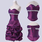 Sexy Sweetheart Short Prom Dress Evening Party Cocktail Dress Homecoming gowns
