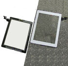 New Touch Screen Glass Digitizer+Home Button Adhesive PHNG Assembly for IPad 2