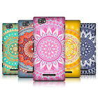 HEAD CASE MANDALA PROTECTIVE HARD BACK CASE COVER FOR SONY XPERIA M C1905 C1904