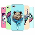HEAD CASE DESIGNS FAUNA HIPSTERS CASE FOR APPLE iPHONE 4 4S