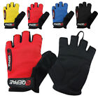 2014 PJ Men's Outdoor Sports Team Cycling Bike Bicycle Half Finger Gloves XS~L
