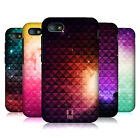 HEAD CASE PRINTED STUDDED OMBRE PROTECTIVE BACK CASE COVER FOR BLACKBERRY Q5