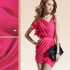 Sexy Women Bodycon Chiffon Party Ball Cocktail Club Evening Short MINI Dress