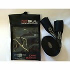 GUL PAIR TIE DOWN STRAPS 3m + 5m Lengths HEAVYDUTY sailing skis snowboards roof