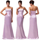 STOCK New Hot Prom Party Bridesmaid Wedding Evening Dress Size6-8-10-12-14-16-18