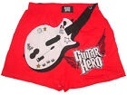 NEW XBOX GAME GUITAR HERO I LOVE GH COTTON BOXER SHORT UNDERWEAR GIFTS L, XL