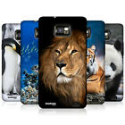 HEAD CASE WILDLIFE PROTECTIVE BACK CASE COVER FOR SAMSUNG GALAXY S2 II I9100