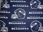 """PACK N PLAY COVER LARGE 26X38"""" - COTTON/ PRO FOOTBALL TEAMS-PICK YOUR FAVORITE"""
