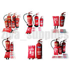 FIRE SAFETY KITS for all uses, Extinguishers,Blankets,Signs,Foam,Powder,Office