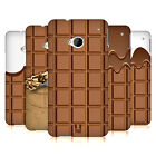 HEAD CASE DESIGNS CHOCOLATY CASE COVER FOR HTC ONE