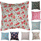 SHABBY CHIC COUNTRY COTTAGE CUSHION COVERS VINTAGE RETRO