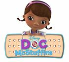 Doc McStuffins - Edible Icing Image - Birthday Cake Topper Decoration