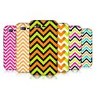 HEAD CASE DESIGNS NEON CHEVRON HARD BACK CASE COVER FOR HTC RHYME