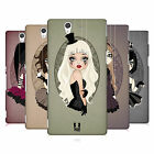 HEAD CASE DESIGNS MARIONETTE DOLLS CASE COVER FOR SONY XPERIA Z C6603