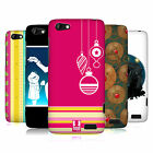 HEAD CASE DESIGNS MIX CHRISTMAS COLLECTION CASE COVER FOR HTC ONE V