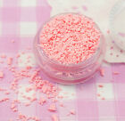 Faux Pink SPRINKLES Decoden Sweets Decoration Kawaii Nail Art - CHOOSE YOUR SIZE