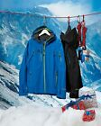 Eddie Bauer® First Ascent® WATERPROOF Ski Snow Board Jacket Jumper Mens S-3X 4XL