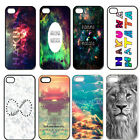 Hakuna Matata The Lion King Hard Plastic Case Cover For iPhone 4 4S 5 5G 5S 5C