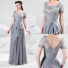 NEW Formal Long Lady Party Bridesmaid Cocktail Ball Gown Evening Prom Maxi Dress